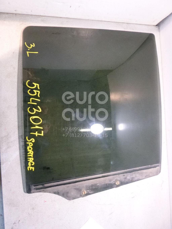 Стекло двери задней левой для Kia Sportage 1993-2006 - Фото №1