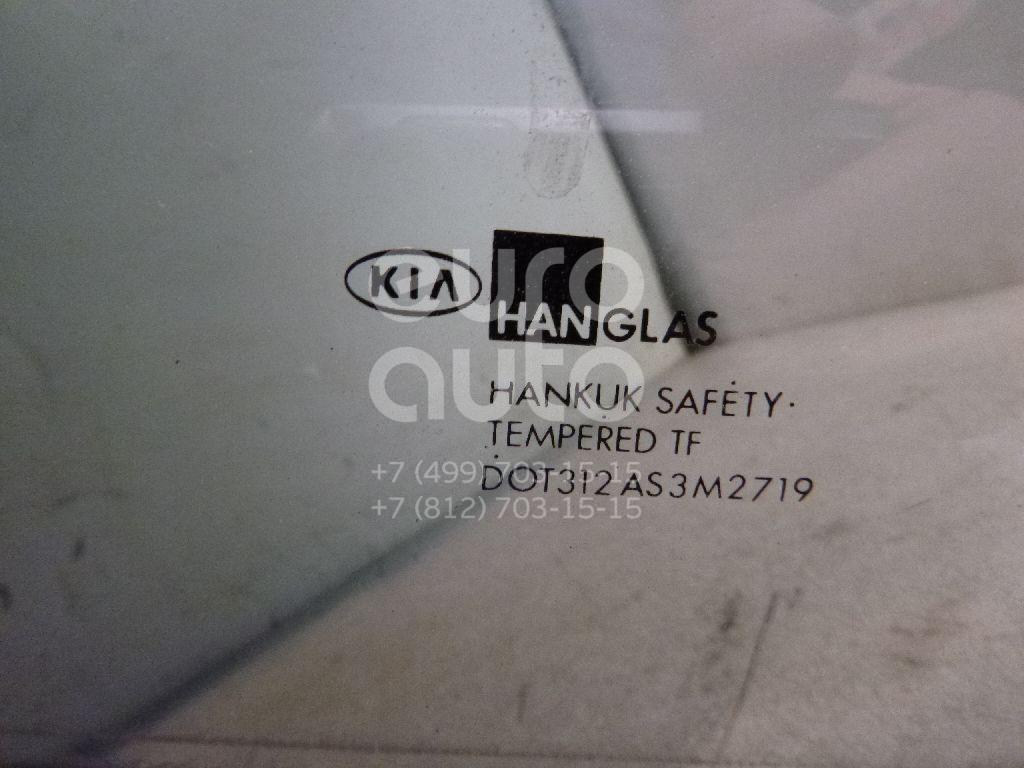 Стекло двери задней правой для Kia Sportage 1993-2006 - Фото №1