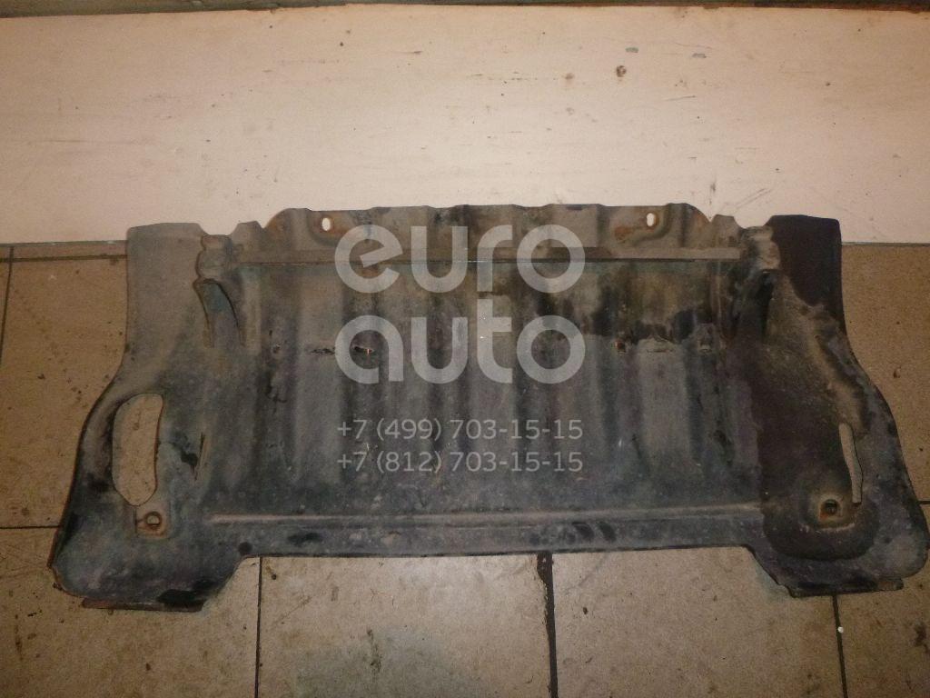 Защита картера для Mitsubishi Pajero/Montero II (V1, V2, V3, V4) 1997-2001 - Фото №1