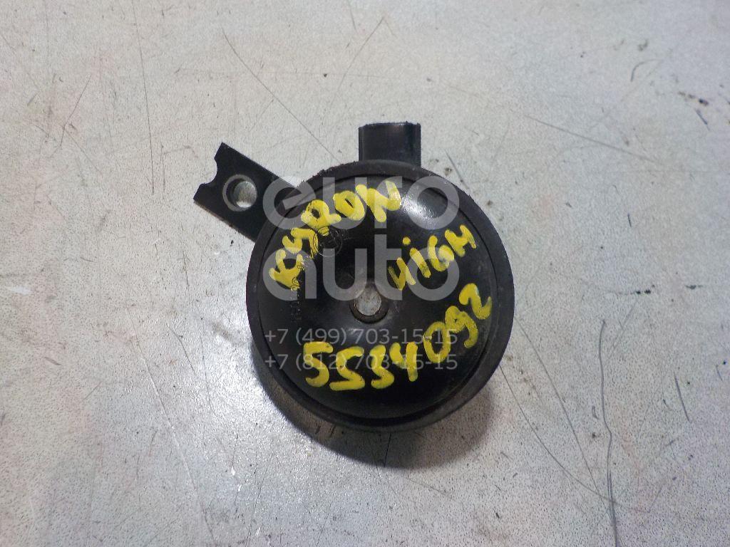 Сигнал звуковой для Ssang Yong Kyron 2005>;Actyon 2005-2012;Actyon Sport 2006-2012;Actyon Sport 2012> - Фото №1