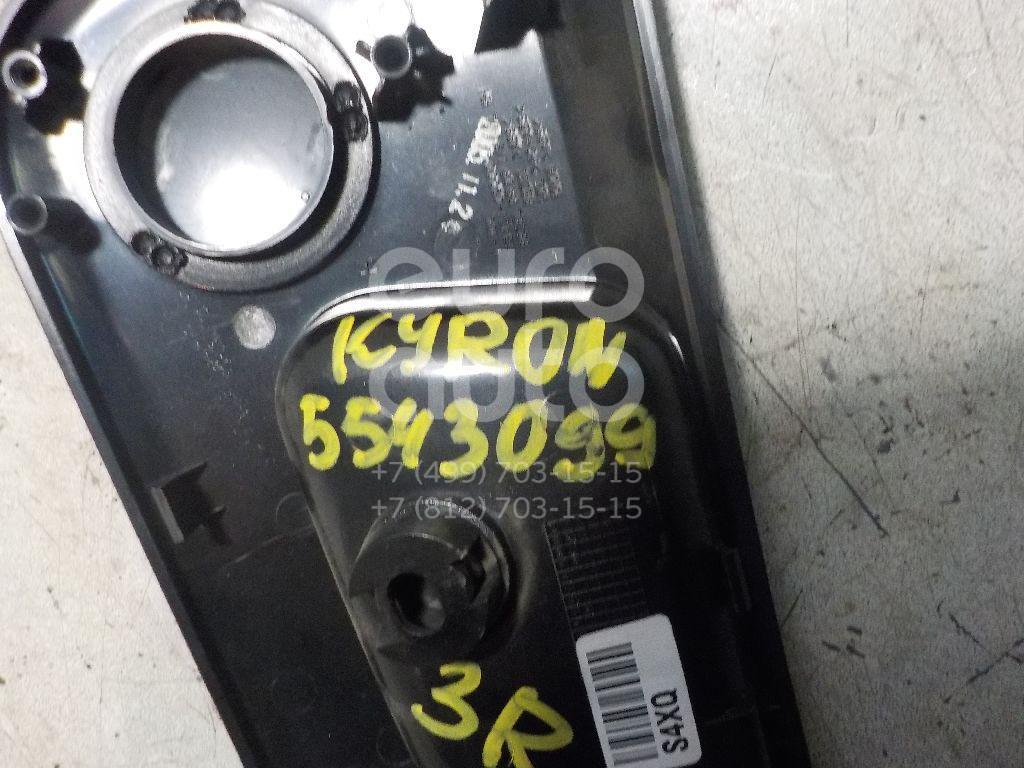 Ручка двери задней внутренняя правая для Ssang Yong Kyron 2005-2015;Actyon Sport 2012> - Фото №1