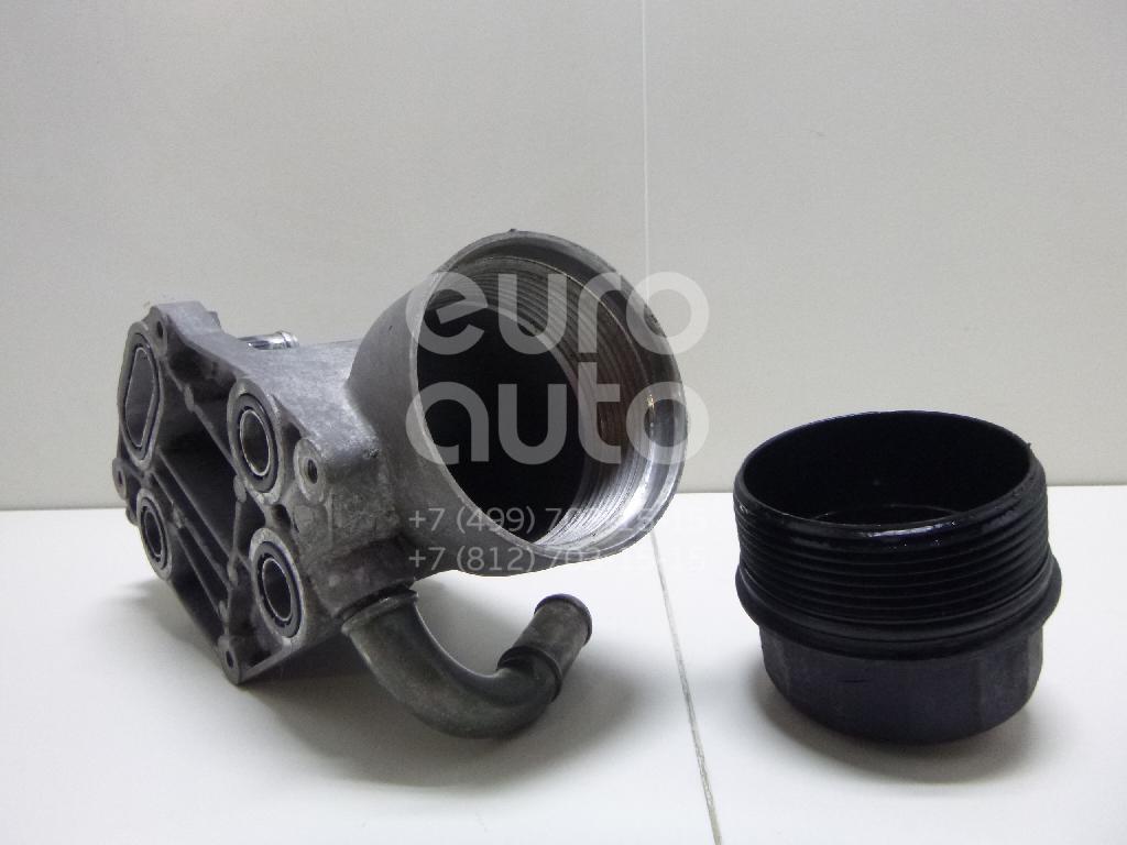 Корпус масляного фильтра для Ssang Yong Kyron 2005>;Rexton I 2001-2007 - Фото №1