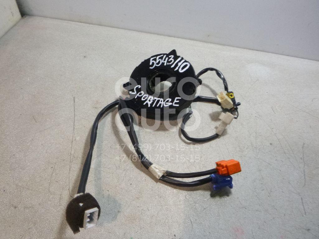 Механизм подрулевой для SRS (ленточный) для Kia Sportage 1993-2006;Carnival 1999-2005 - Фото №1