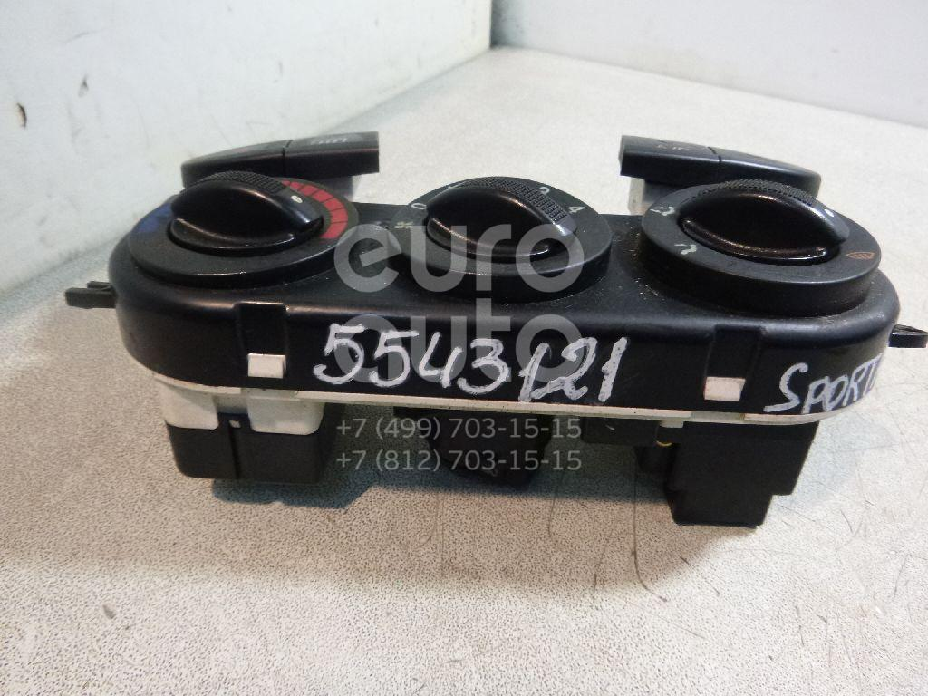 Блок управления отопителем для Kia Sportage 1993-2006 - Фото №1