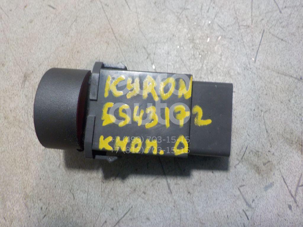 Кнопка аварийной сигнализации для Ssang Yong Kyron 2005-2015 - Фото №1