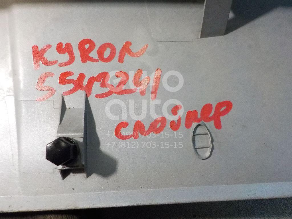 Спойлер (дефлектор) багажника для Ssang Yong Kyron 2005-2015 - Фото №1