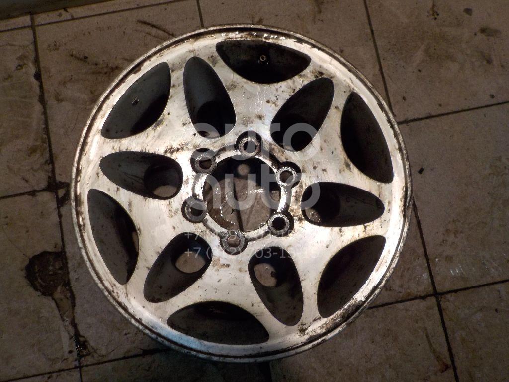 Диск колесный легкосплавный для Mitsubishi Pajero/Montero (V1, V2, V3, V4) 1997-2004 - Фото №1
