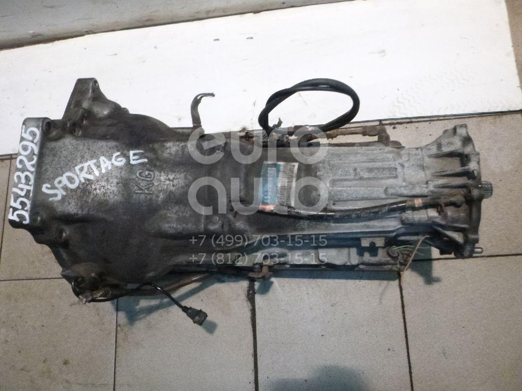АКПП (автоматическая коробка переключения передач) для Kia Sportage 1994-2006 - Фото №1