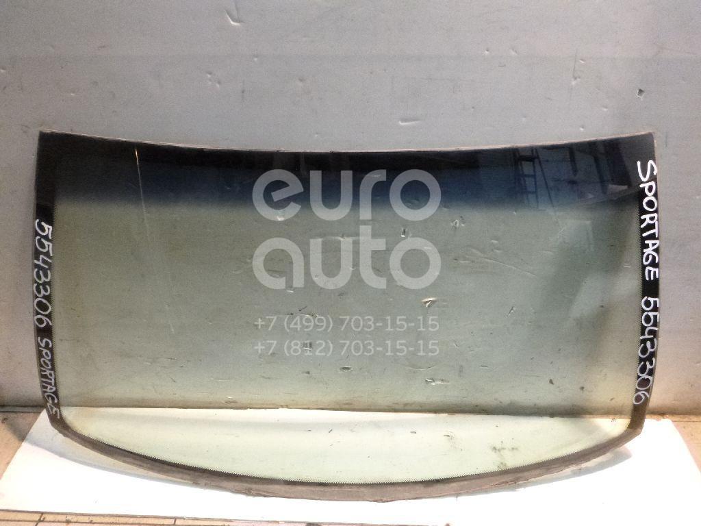 Стекло лобовое (ветровое) для Kia Sportage 1993-2006 - Фото №1