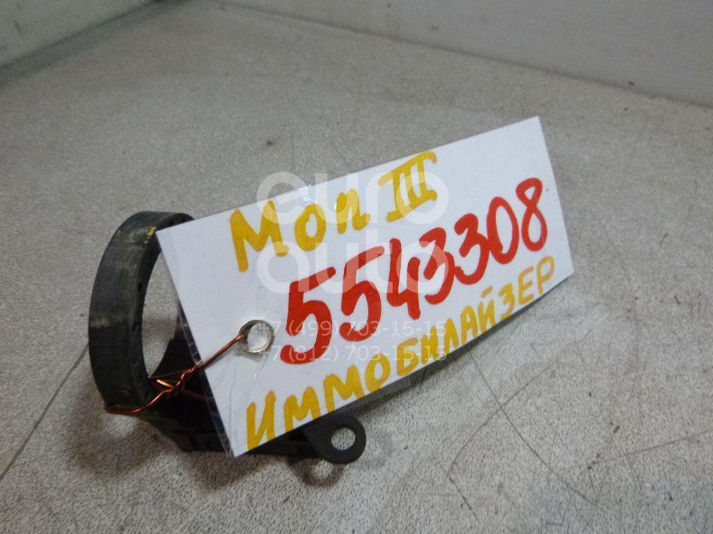 Карточка иммобилайзера для Ford Mondeo III 2000-2007;Maverick 2001-2006;Scorpio 1994-1998;Transit 1994-2000;Focus I 1998-2005;Transit [FA] 2000-2006 - Фото №1