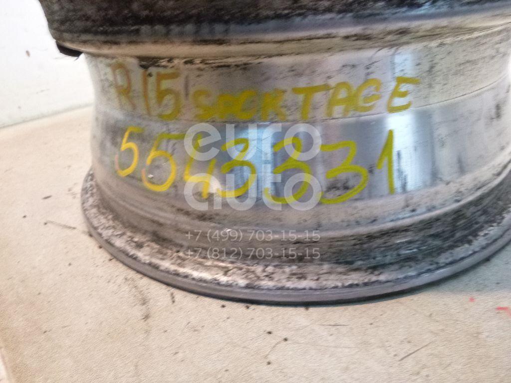 Диск колесный легкосплавный для Kia Sportage 1994-2004 - Фото №1