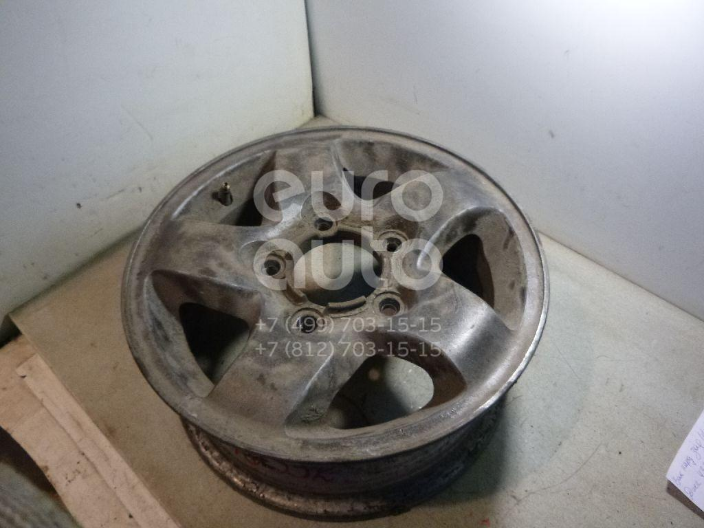 Диск колесный легкосплавный для Kia Sportage 1993-2006 - Фото №1