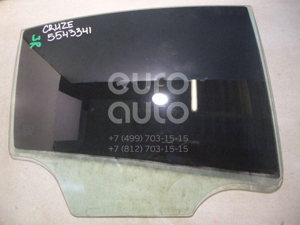 Стекло двери задней правой для Chevrolet Cruze 2009> - Фото №1