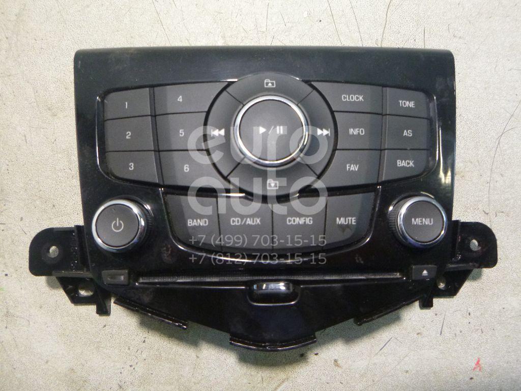 Магнитола для Chevrolet Cruze 2009-2016 - Фото №1