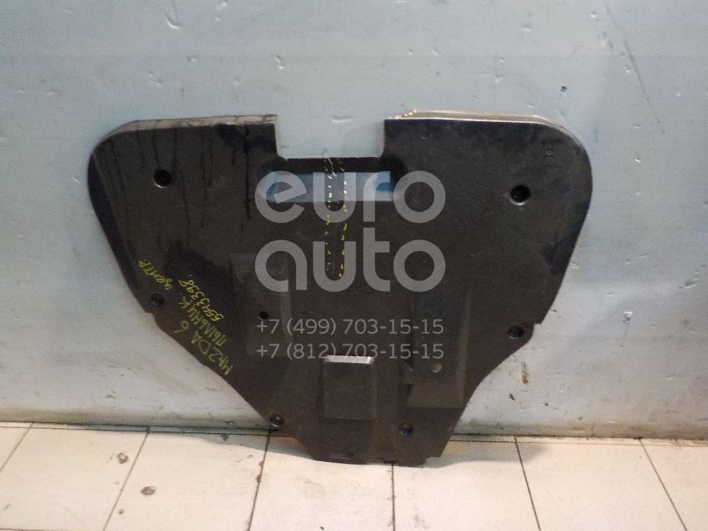 Пыльник двигателя центральный для Mazda Mazda 6 (GG) 2002-2007 - Фото №1