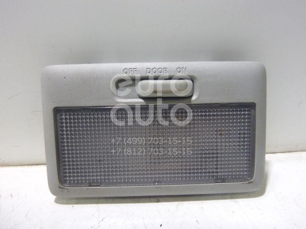 Плафон салонный для Suzuki Grand Vitara 2005-2015;SX4 2006-2013 - Фото №1