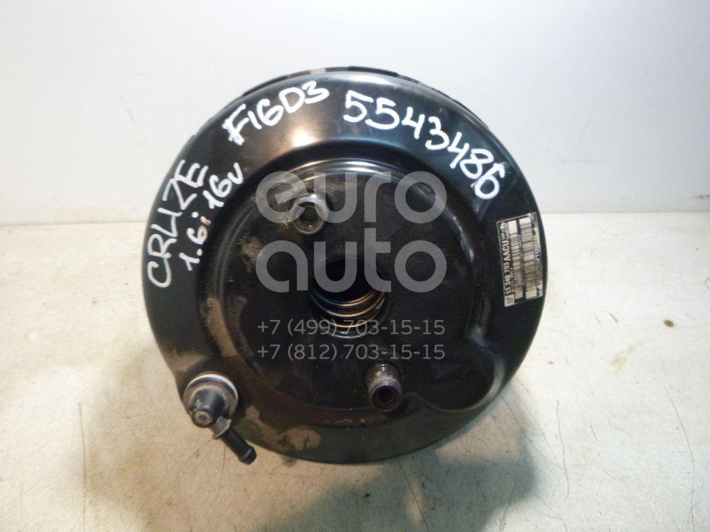 Усилитель тормозов вакуумный для Chevrolet Cruze 2009-2016 - Фото №1