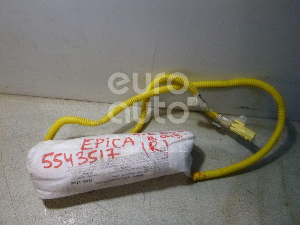 Подушка безопасности боковая (в сиденье) для Chevrolet Epica 2006-2012 - Фото №1