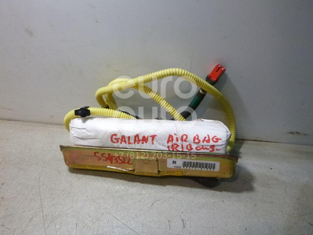 Подушка безопасности боковая (в сиденье) для Mitsubishi Galant (EA) 1997-2003 - Фото №1
