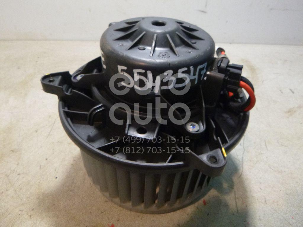 Моторчик отопителя для Opel Cruze 2009>;Astra J 2010>;Zafira C 2013> - Фото №1