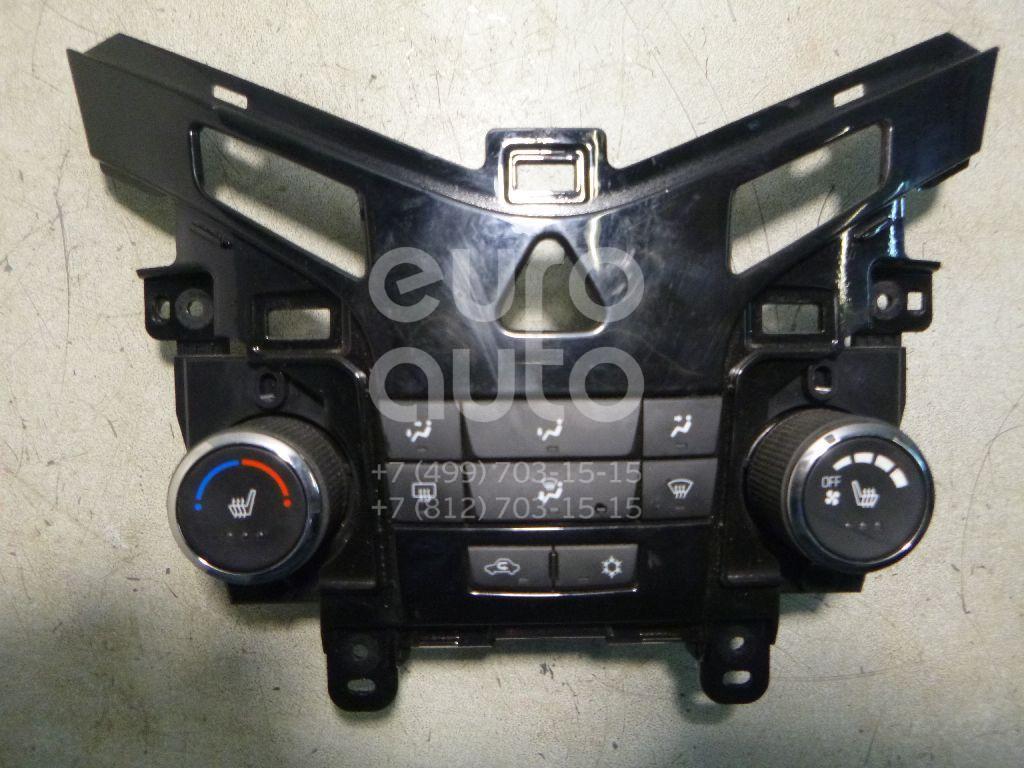 Блок управления отопителем для Chevrolet Cruze 2009> - Фото №1