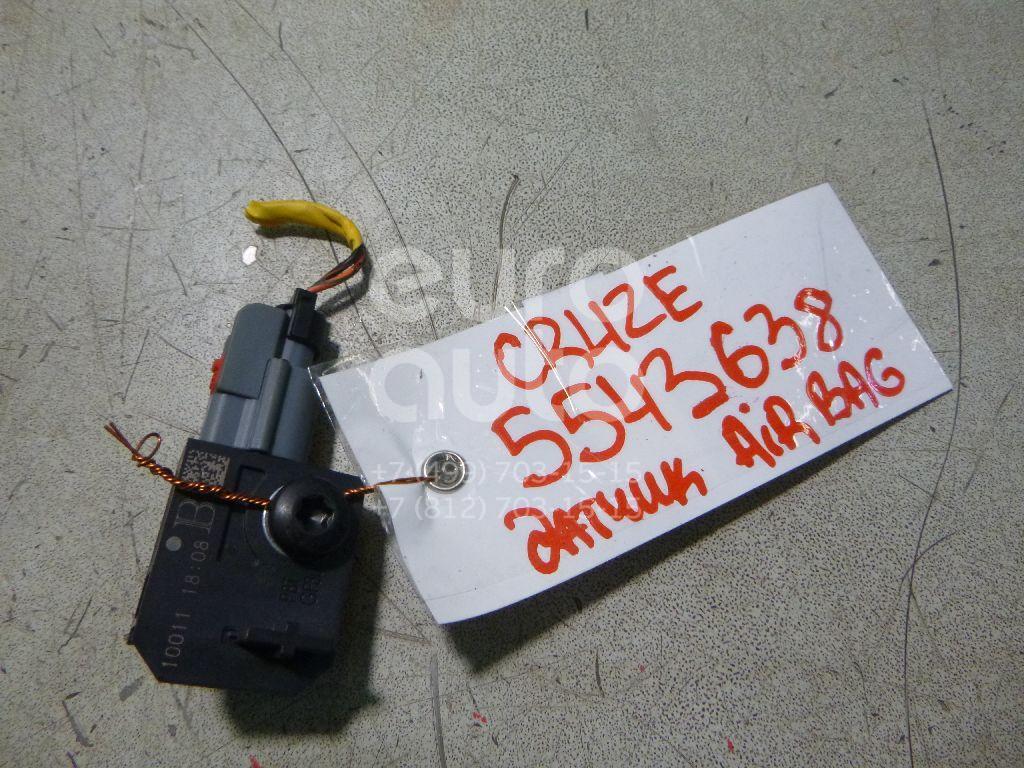 Датчик AIR BAG для Chevrolet,Opel Cruze 2009-2016;Astra J 2010> - Фото №1