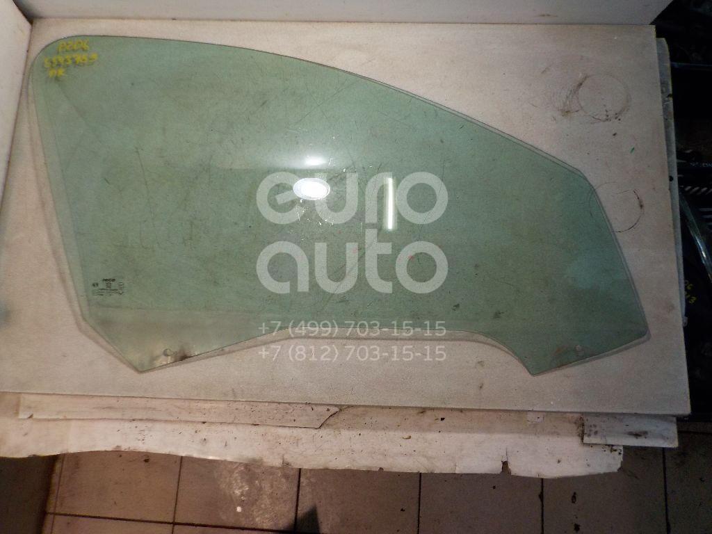 Стекло двери передней правой для Peugeot 206 1998-2012 - Фото №1