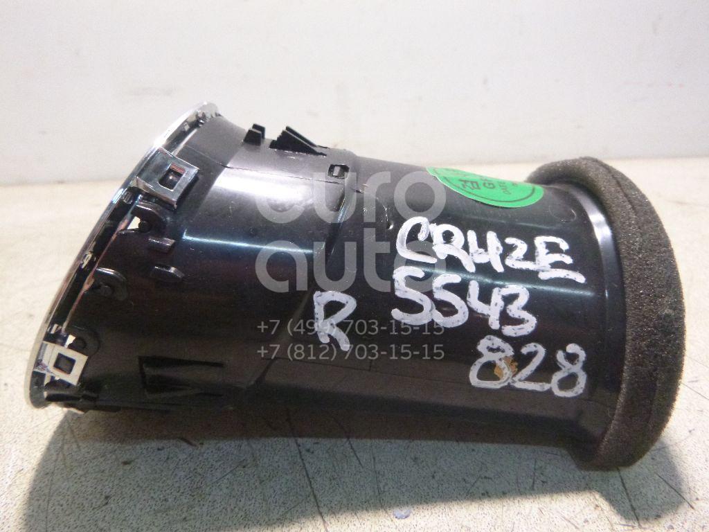 Дефлектор воздушный для Chevrolet Cruze 2009> - Фото №1