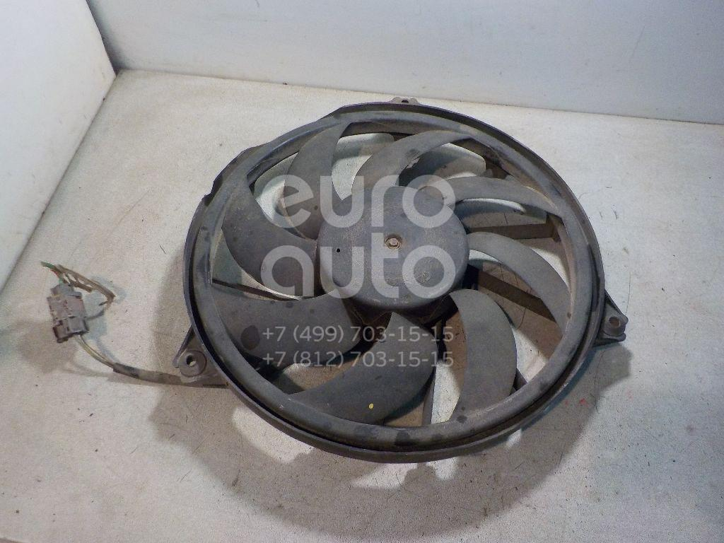 Вентилятор радиатора для Peugeot 206 1998>;C2 2003> - Фото №1