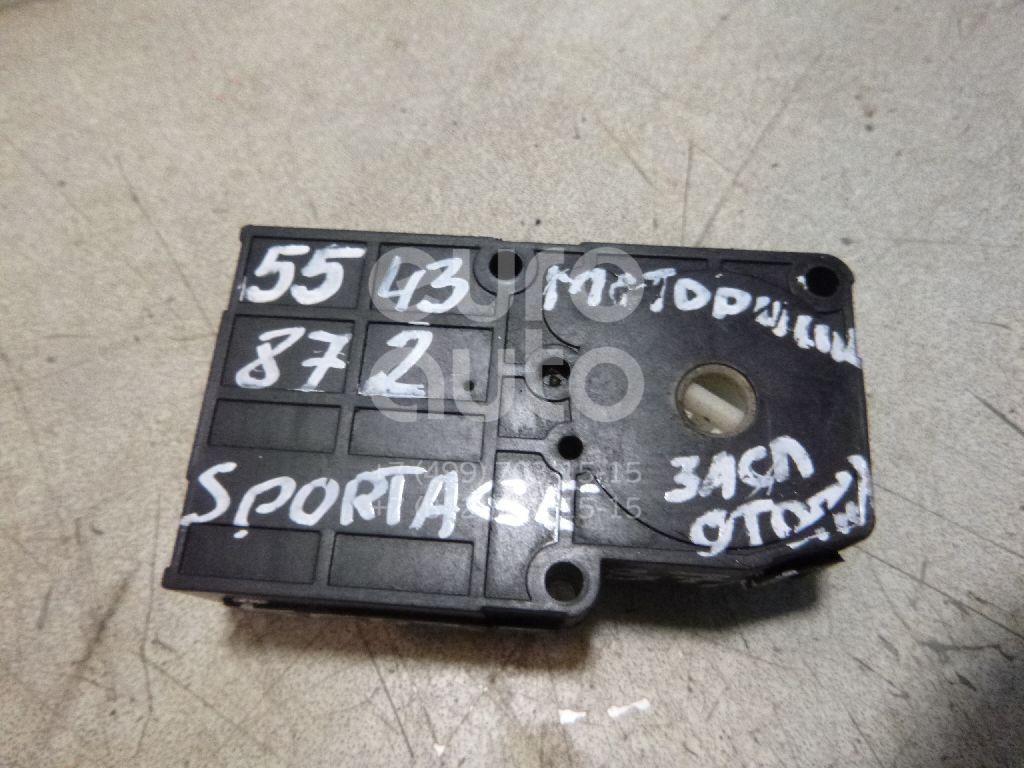 Моторчик заслонки отопителя для Kia Sportage 1994-2004 - Фото №1