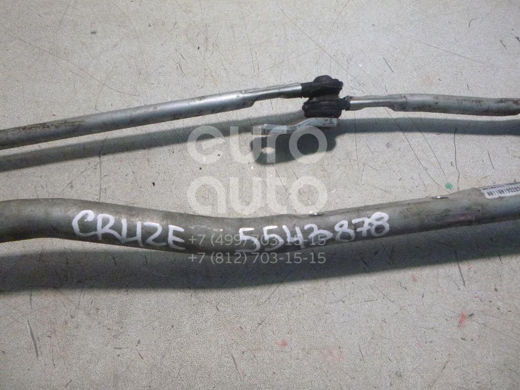 Трапеция стеклоочистителей для Chevrolet Cruze 2009> - Фото №1