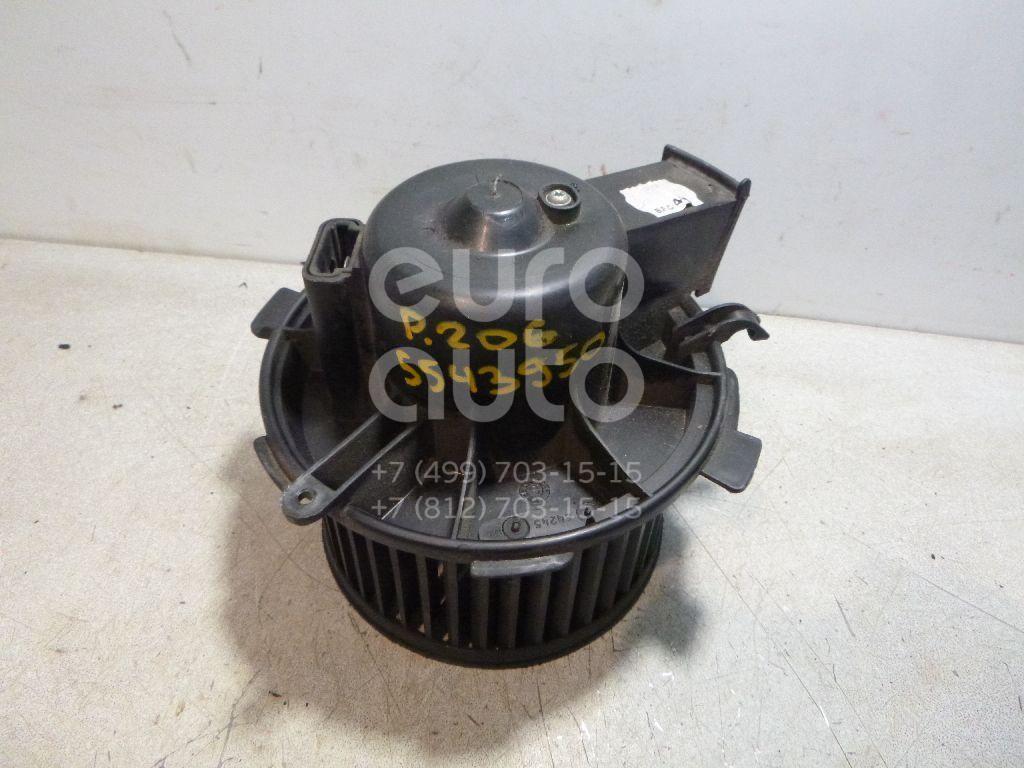 Моторчик отопителя для Citroen 206 1998>;Xsara Picasso 1999> - Фото №1