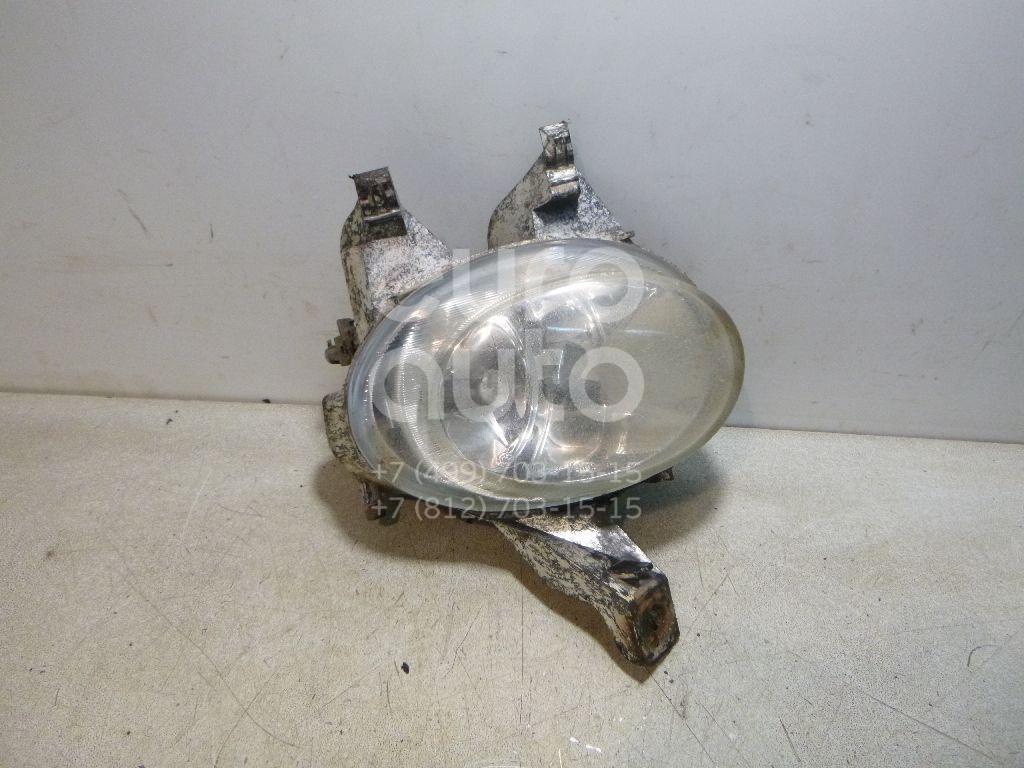 Фара противотуманная правая для Peugeot 206 1998-2012 - Фото №1