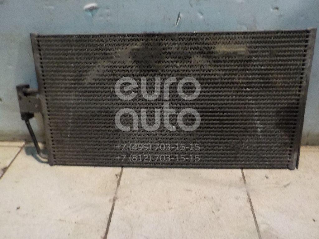 Радиатор кондиционера (конденсер) для BMW 5-серия E39 1995-2003;7-серия E38 1994-2001 - Фото №1
