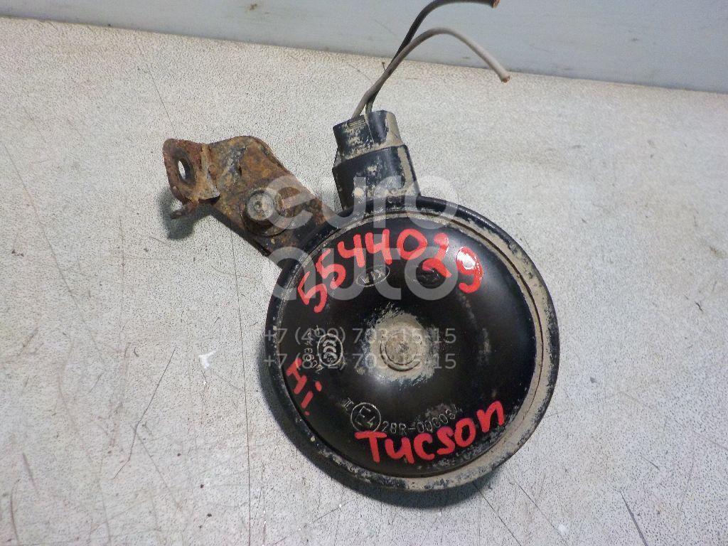 Сигнал звуковой для Hyundai Tucson 2004-2010 - Фото №1