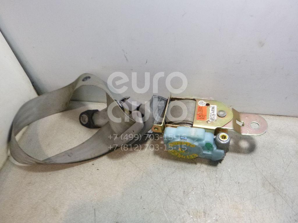 Ремень безопасности с пиропатроном для Kia Sorento 2003-2009 - Фото №1