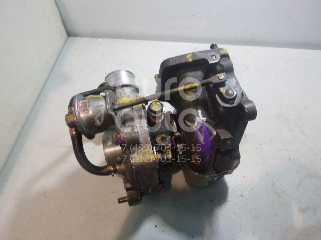 Турбокомпрессор (турбина) для Mazda CX 7 2007-2012;Mazda 3 (BK) 2002-2009 - Фото №1
