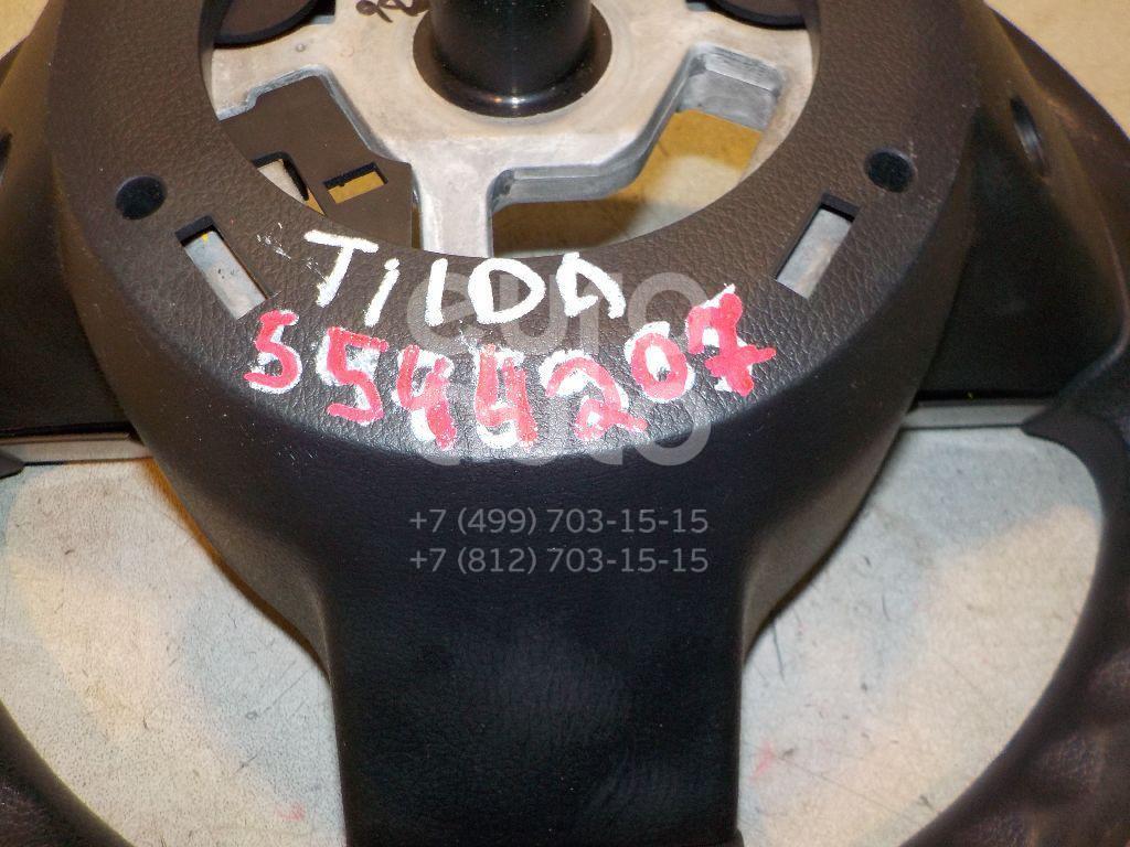 Рулевое колесо для AIR BAG (без AIR BAG) для Nissan Tiida (C11) 2007> - Фото №1
