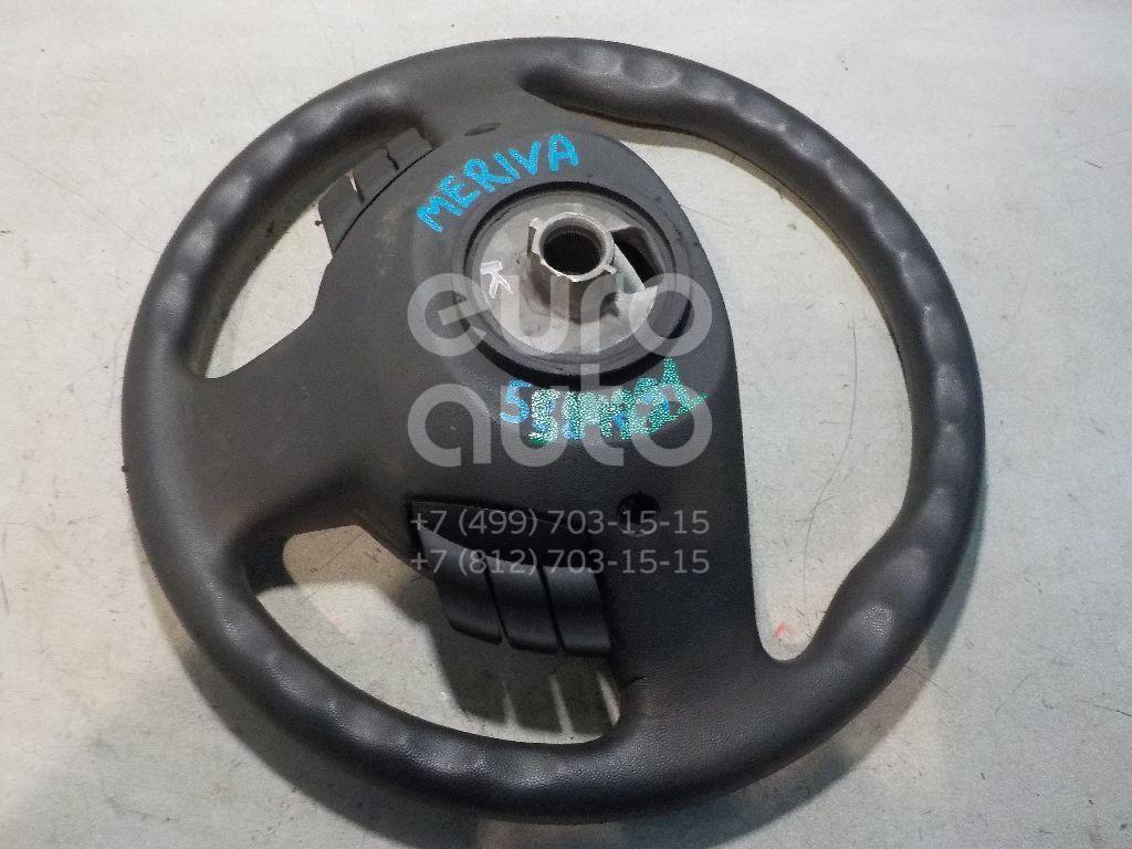 Рулевое колесо для AIR BAG (без AIR BAG) для Opel Meriva 2003-2010 - Фото №1