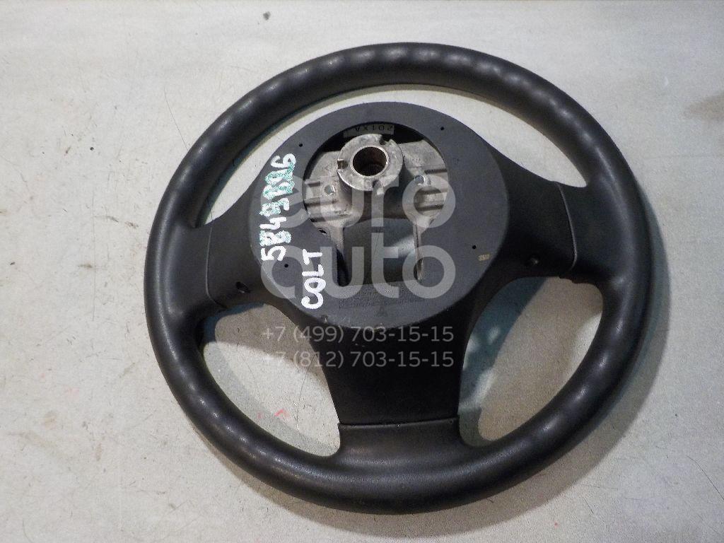 Рулевое колесо для AIR BAG (без AIR BAG) для Mitsubishi Colt (Z3) 2003-2012 - Фото №1