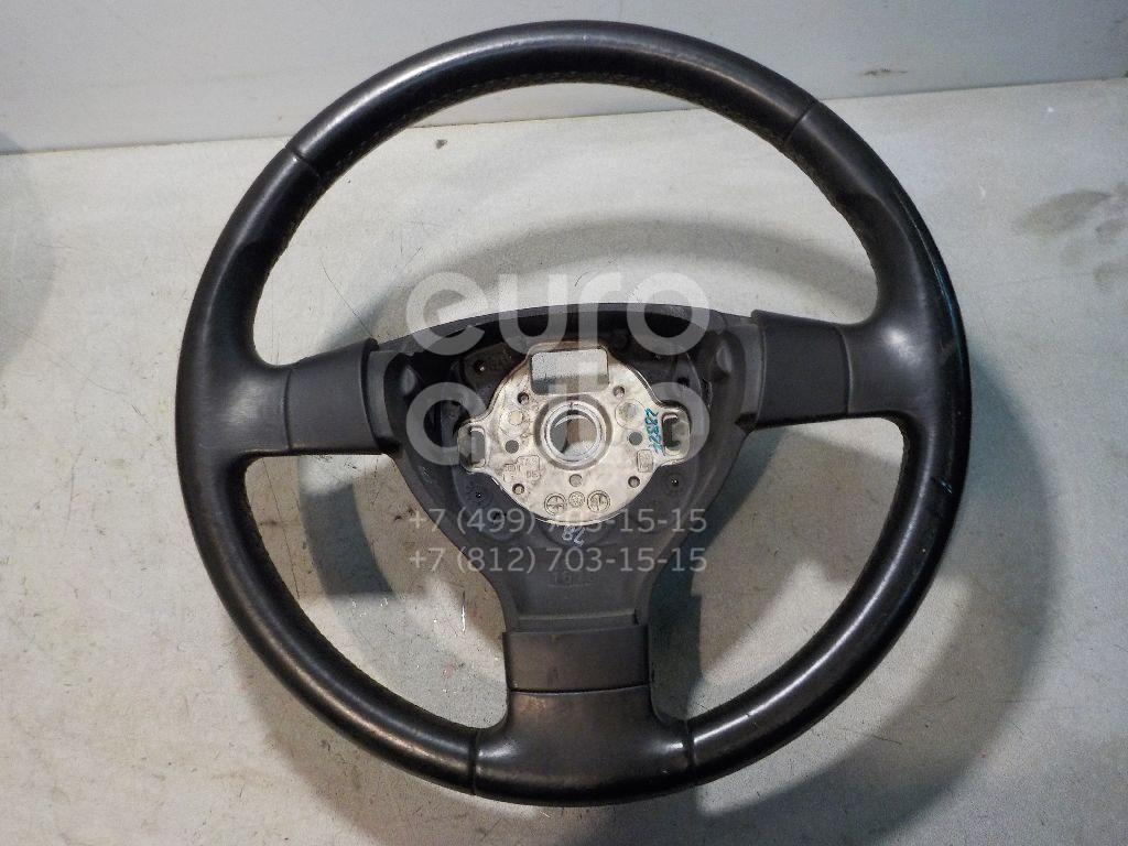 Рулевое колесо для AIR BAG (без AIR BAG) для VW Passat [B6] 2005-2010 - Фото №1