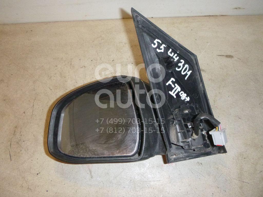 Зеркало левое электрическое для Ford Focus II 2008-2011 - Фото №1