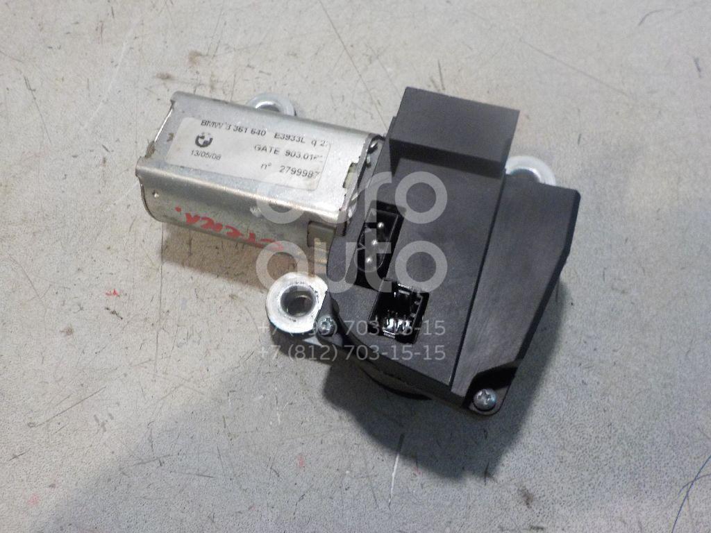 Моторчик стеклоочистителя задний для BMW 5-серия E39 1995-2003 - Фото №1