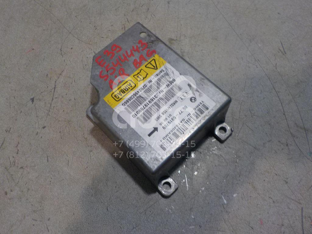 Блок управления AIR BAG для BMW 5-серия E39 1995-2003;5-серия E60/E61 2003-2009 - Фото №1