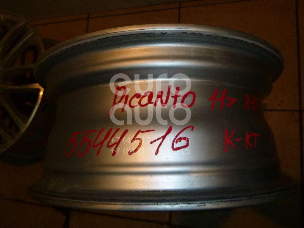 Диски колесные легкосплавные (к-кт) для Kia Picanto 2011> - Фото №1