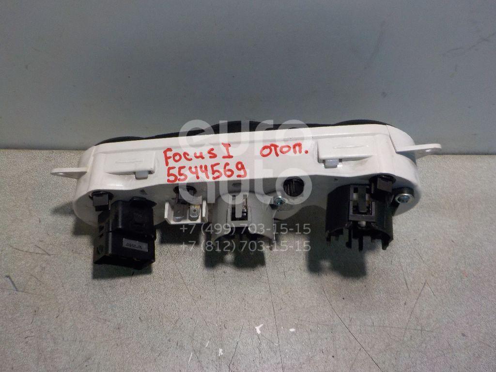 Блок управления отопителем для Ford Focus I 1998-2004;Transit Connect 2002> - Фото №1