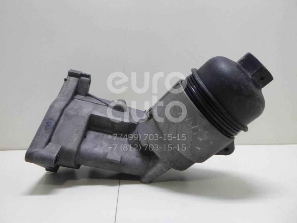 Корпус масляного фильтра для BMW 5-серия E39 1995-2003;3-серия E46 1998-2005;7-серия E38 1994-2001;X5 E53 2000-2007 - Фото №1