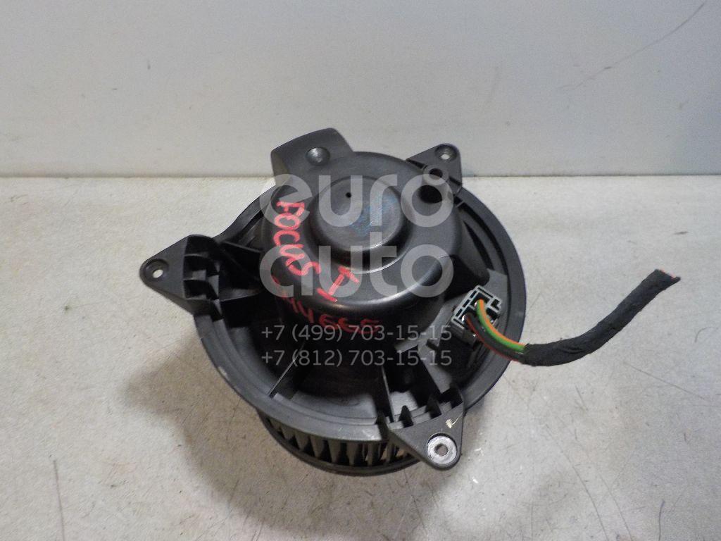 Моторчик отопителя для Ford America Focus I 1998-2004;Mondeo III 2000-2007;Transit Connect 2002>;Focus USA 2004> - Фото №1