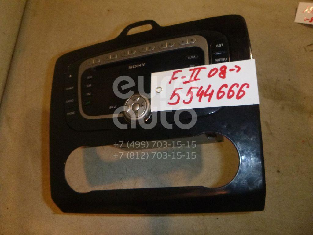 Магнитола для Ford Focus II 2008-2011;Focus II 2005-2008 - Фото №1