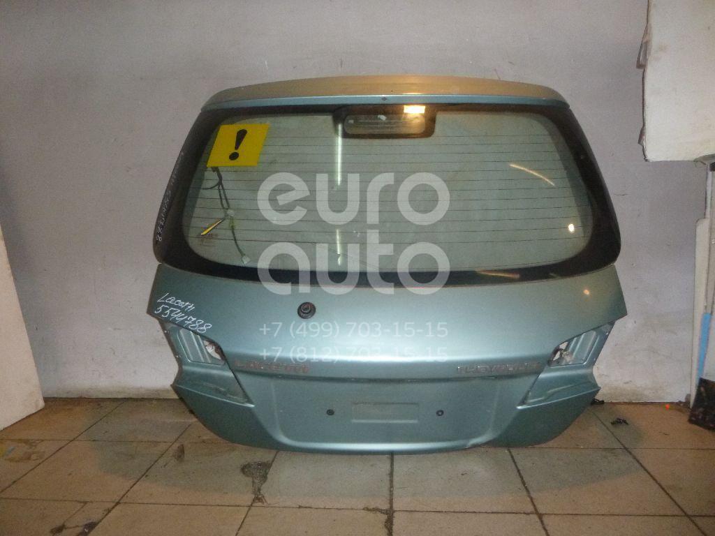 Дверь багажника со стеклом для Chevrolet Lacetti 2003-2013 - Фото №1